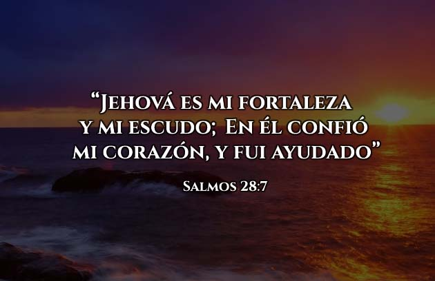 Frases Cristianas Salmos 27-8