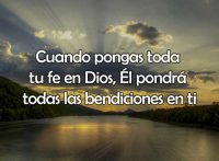 Frases Cristianas Toda Tu Fe