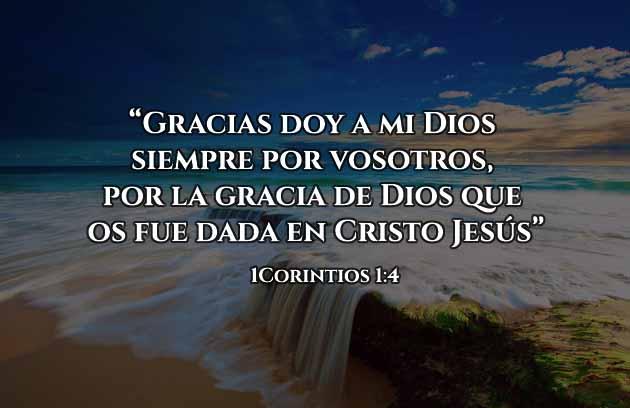 Frases Cristianas Gracias a Dios