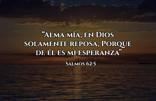 Versículo Diario Alma Mía