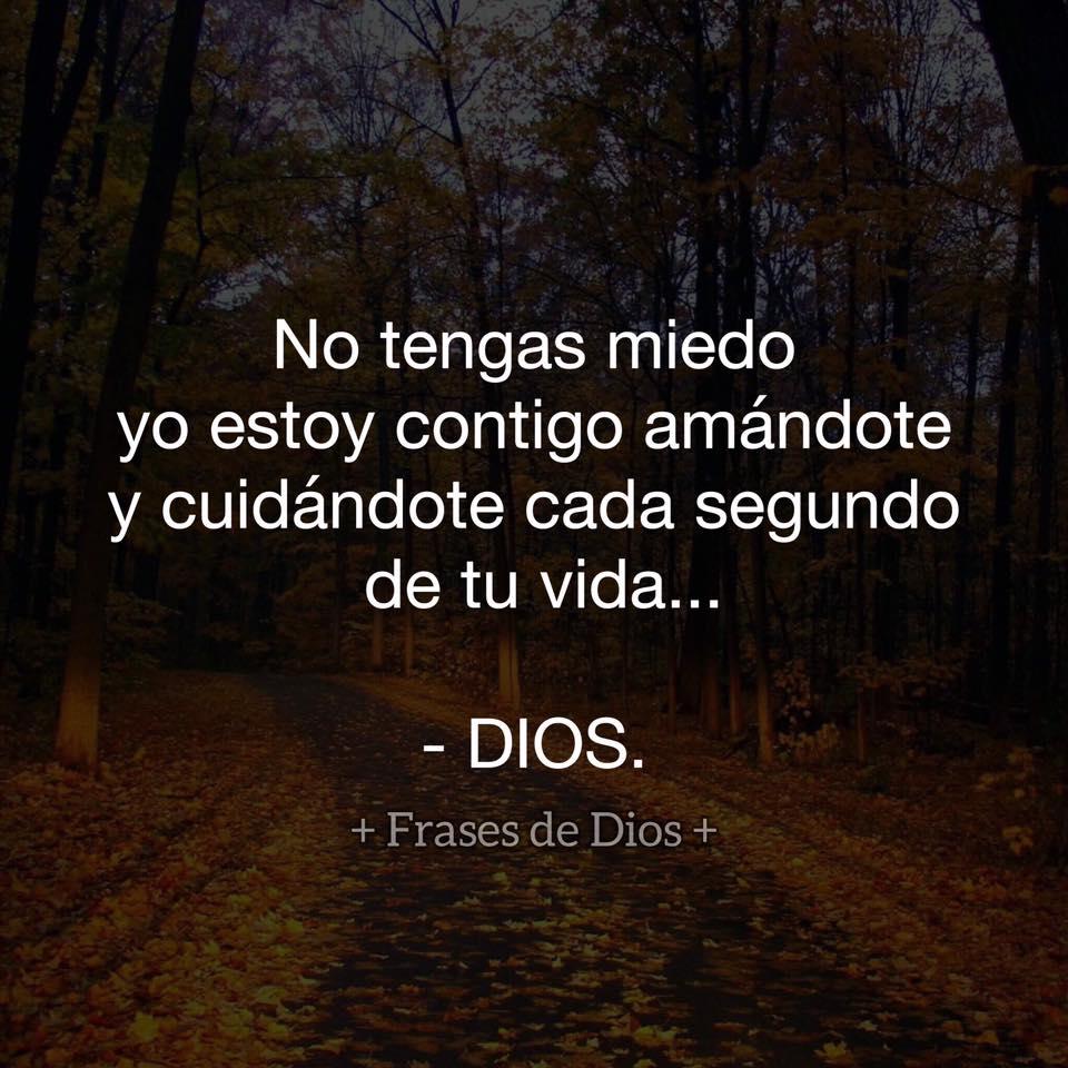 Frase de Dios