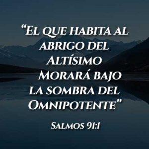 Versículo Primero Salmo 91
