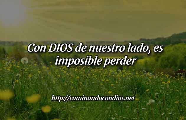 Imposible Perder Junto Al Pastor Salmo 23