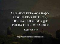 Comentario Bíblico del Salmo 91