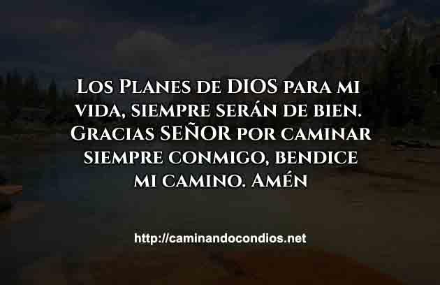 Sus Planes son de bendición Salmos 23