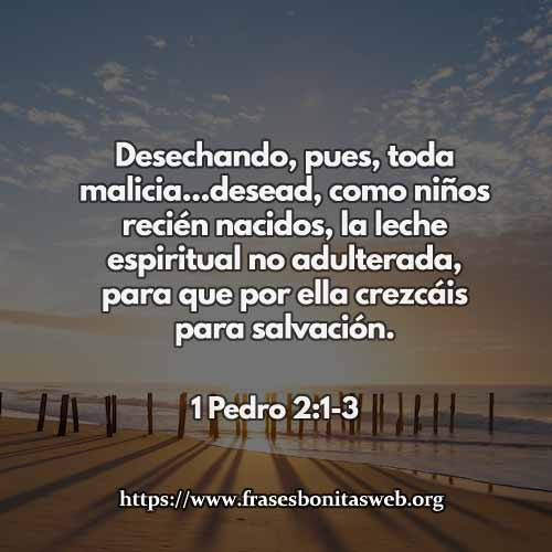 1 Pedro 2:1-3
