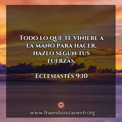 eclesiastes910