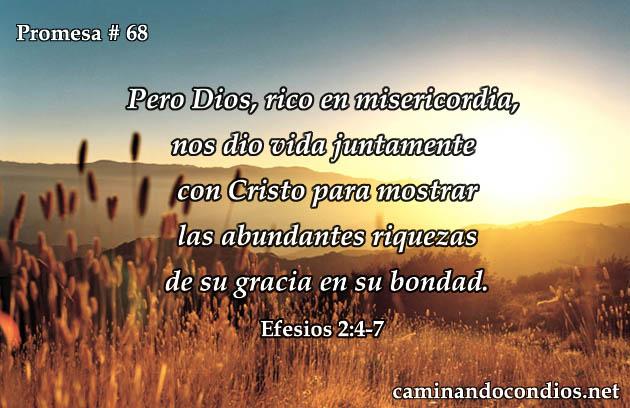 efesios 2:4-7