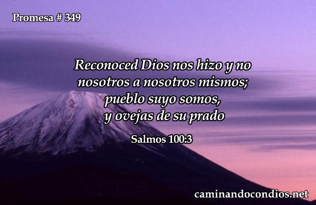 Salmos 100:3