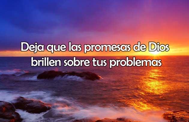 Frases de Dios sobre sus promesas