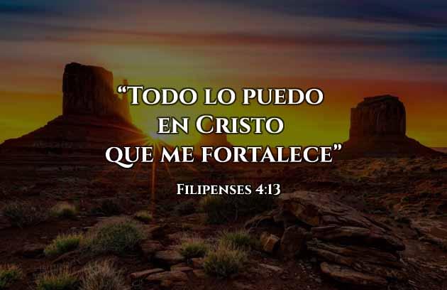 versículos de amor y fortaleza de Dios